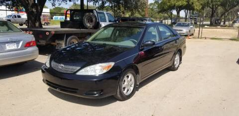 2004 Toyota Camry for sale at STX Auto Group in San Antonio TX