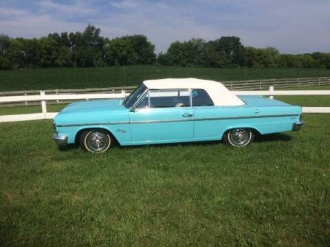 1966 AMC Rambler for sale at Classic Car Deals in Cadillac MI