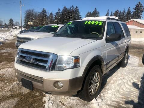 2012 Ford Expedition for sale at Don's Sport Cars in Hortonville WI