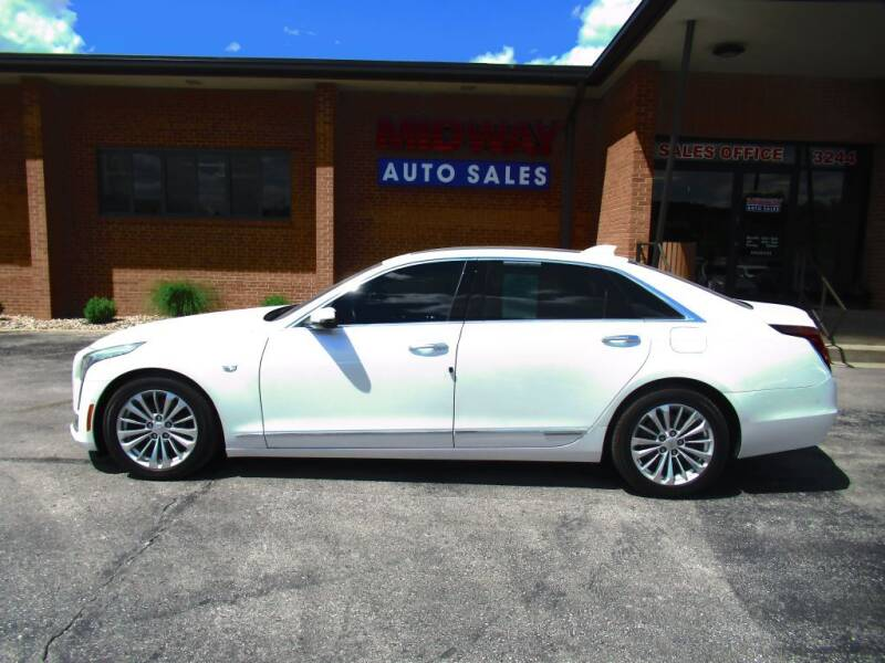2017 Cadillac CT6 Plug-In Hybrid for sale in Kansas City, MO