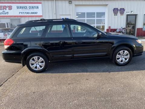 2009 Subaru Outback for sale at Keisers Automotive in Camp Hill PA
