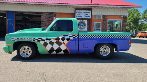 1986 Chevrolet C/K 10 Series for sale at Twin City Motors in Grand Forks ND