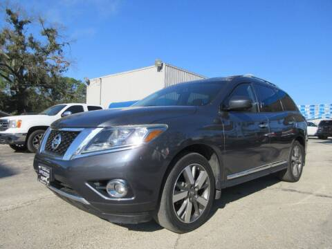 2013 Nissan Pathfinder for sale at Quality Investments in Tyler TX