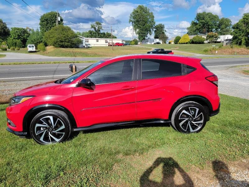 2019 Honda HR-V for sale at 220 Auto Sales in Rocky Mount VA