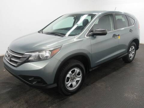 2012 Honda CR-V for sale at Automotive Connection in Fairfield OH