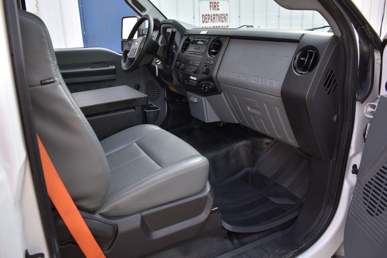 2013 Ford F-350 Super Duty XL 4×2 2dr Regular Cab 8 ft. LB SRW Pickup full