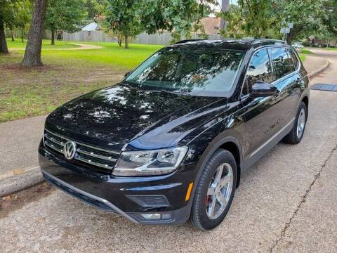 2018 Volkswagen Tiguan for sale at Amazon Autos in Houston TX