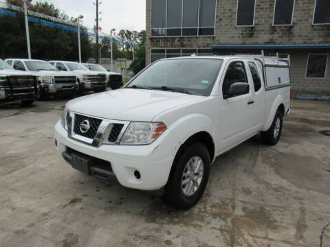 2015 Nissan Frontier for sale at Lone Star Auto Center in Spring TX