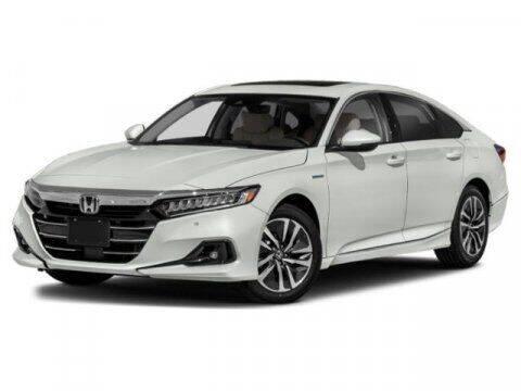 2021 Honda Accord Hybrid for sale at BEAMAN TOYOTA in Nashville TN