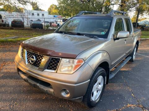 2005 Nissan Frontier for sale at Car Plus Auto Sales in Glenolden PA