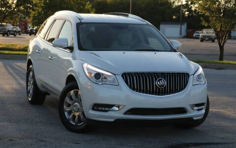 2017 Buick Enclave for sale at Big O Auto LLC in Omaha NE