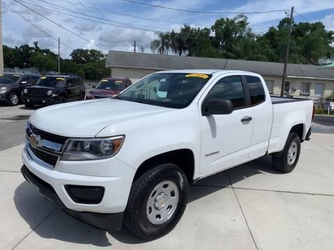 2016 Chevrolet Colorado for sale at Galaxy Auto Service, Inc. in Orlando FL