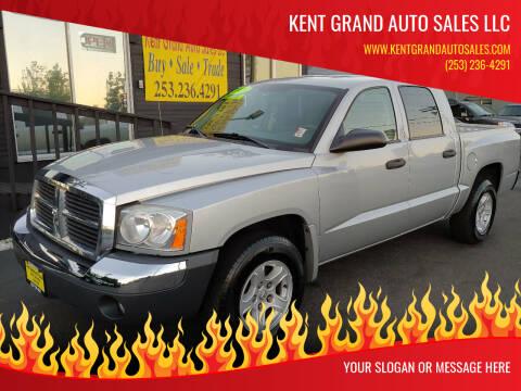 2005 Dodge Dakota for sale at KENT GRAND AUTO SALES LLC in Kent WA