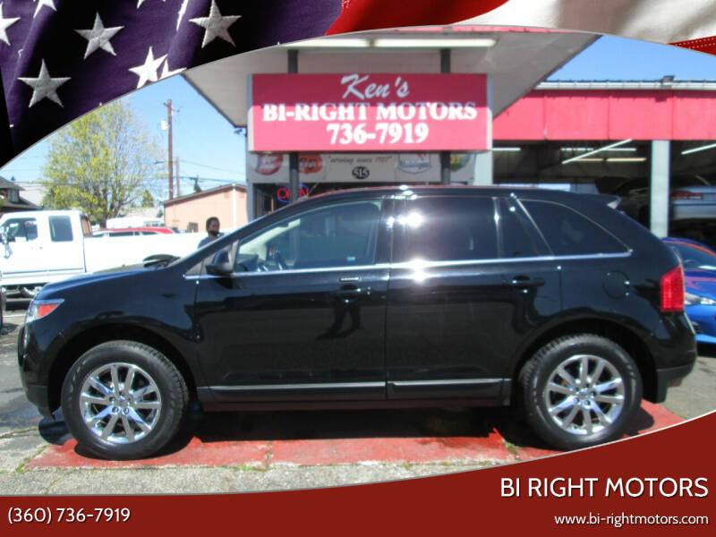 2012 Ford Edge for sale at Bi Right Motors in Centralia WA