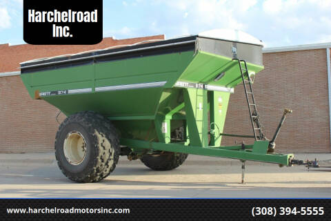 1997 Brent 974 for sale at Harchelroad Inc. in Wauneta NE