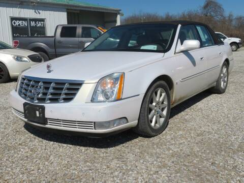 2006 Cadillac DTS for sale at Low Cost Cars in Circleville OH