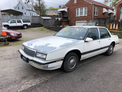 1990 Buick LeSabre for sale at Kneezle Auto Sales in Saint Louis MO