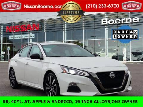 2019 Nissan Altima for sale at Nissan of Boerne in Boerne TX