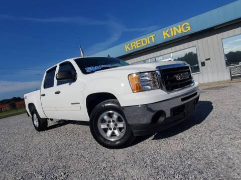2010 GMC Sierra 1500 for sale at Kredit King Autos in Montgomery AL