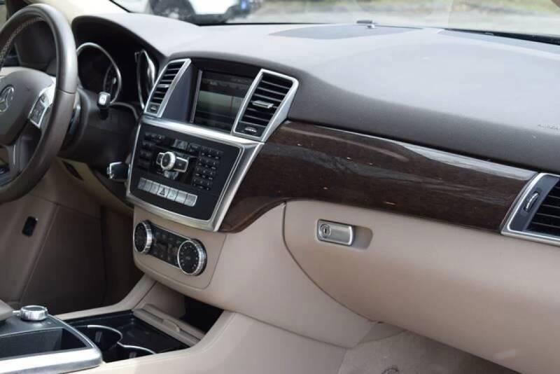 2014 Mercedes-Benz M-Class AWD ML 350 4MATIC 4dr SUV - Columbus OH