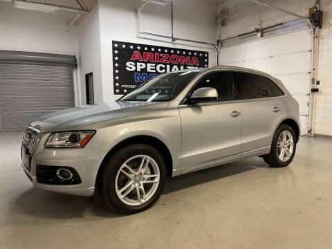2016 Audi Q5 for sale at Arizona Specialty Motors in Tempe AZ