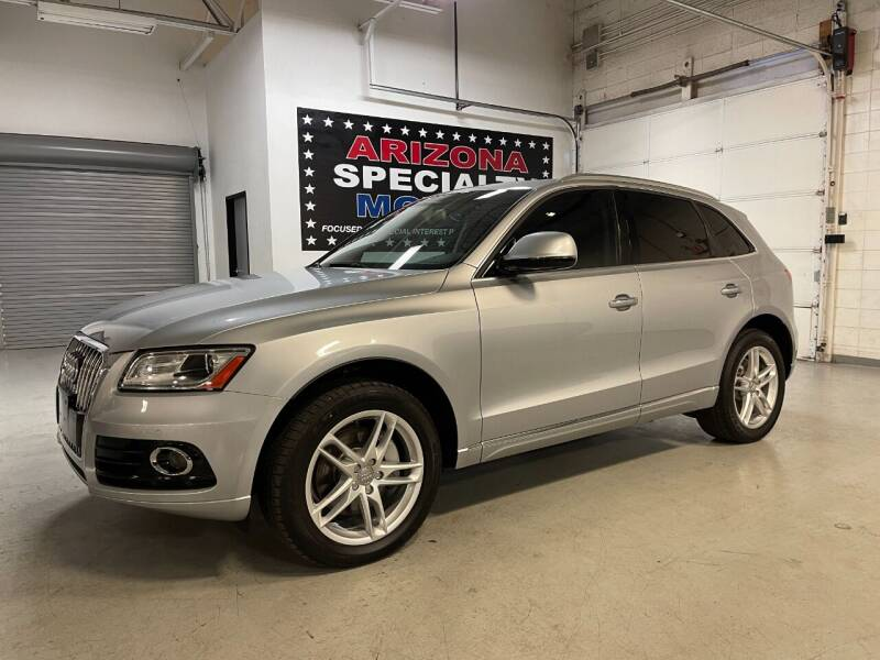 2016 Audi Q5 for sale at Arizona Specialty Motors in Tempe AZ
