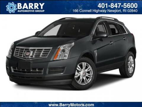 2015 Cadillac SRX for sale at BARRYS Auto Group Inc in Newport RI