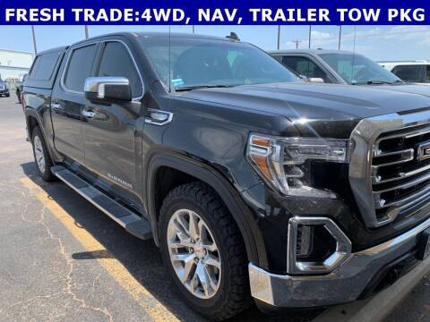 2020 GMC Sierra 1500 for sale at STANLEY FORD ANDREWS in Andrews TX