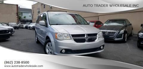 2011 Dodge Grand Caravan for sale at Auto Trader Wholesale Inc in Saddle Brook NJ