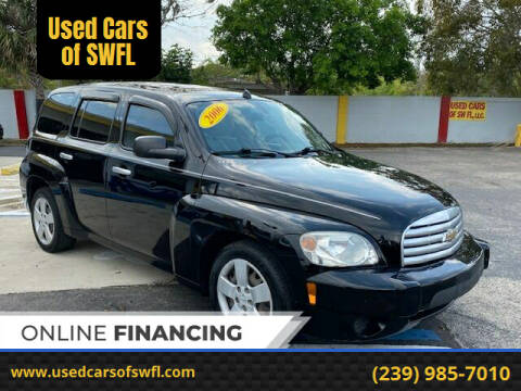 2006 Chevrolet HHR for sale at Used Cars of SWFL in Fort Myers FL