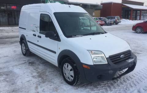 2012 Ford Transit Connect for sale at Freedom Auto Sales in Anchorage AK