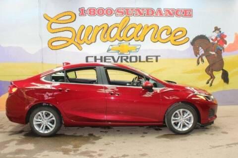 2019 Chevrolet Cruze for sale at Sundance Chevrolet in Grand Ledge MI