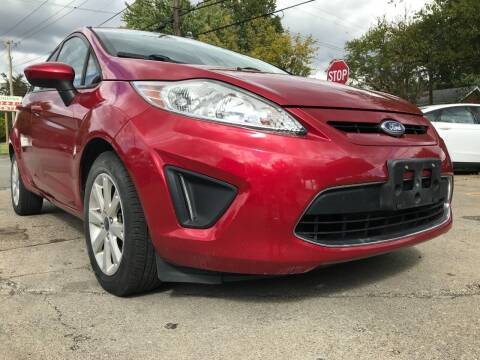 2011 Ford Fiesta for sale at King Louis Auto Sales in Louisville KY