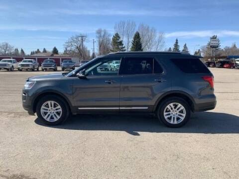 2018 Ford Explorer for sale at FAST LANE AUTOS in Spearfish SD