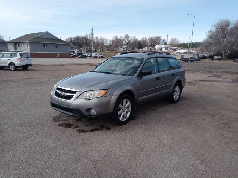 2009 Subaru Outback for sale at Bennett's Motorsports in Hot Springs SD
