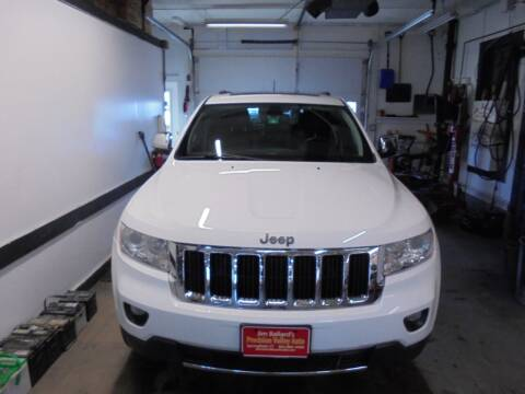 2013 Jeep Grand Cherokee for sale at Precision Valley Auto Sales in Springfield VT