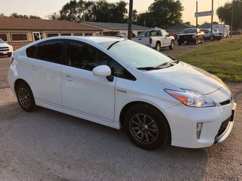 2014 Toyota Prius for sale at Truck City Inc in Des Moines IA