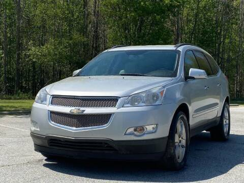 2012 Chevrolet Traverse for sale at Keen Auto Mall in Pompano Beach FL
