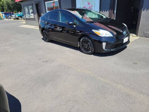 2012 Toyota Prius for sale at Bonney Lake Used Cars in Puyallup WA