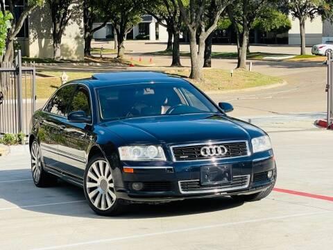 2005 Audi A8 L for sale at Texas Drive Auto in Dallas TX