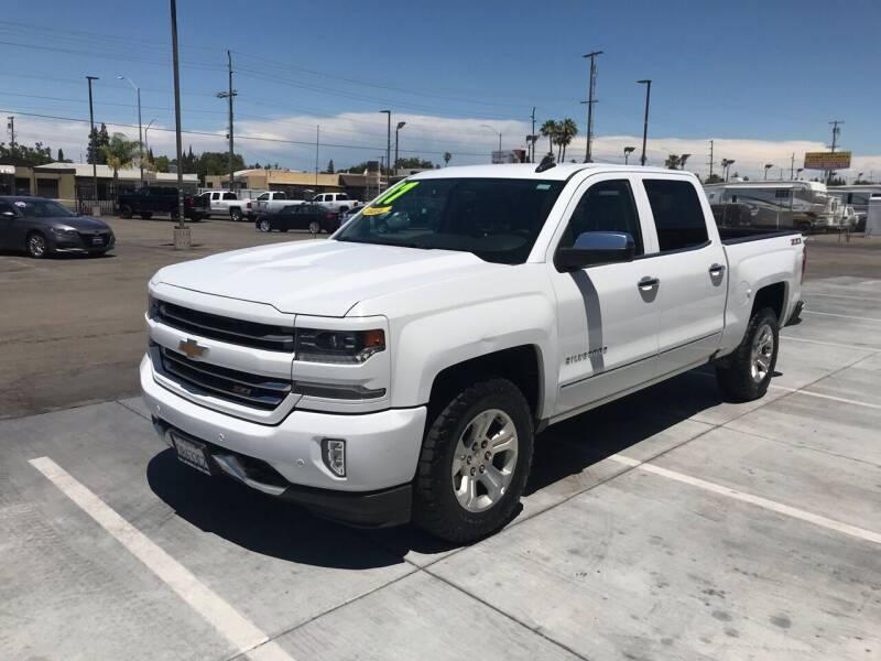 2017 Chevrolet Silverado 1500 for sale at California Motors in Lodi CA