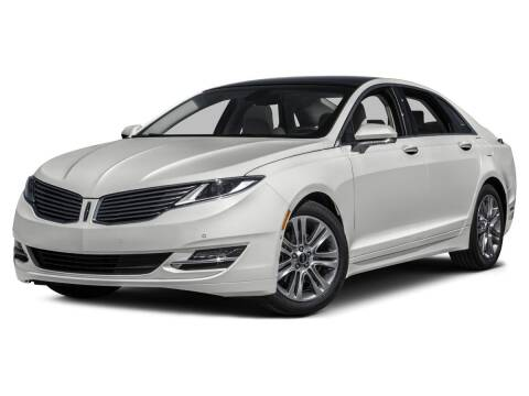 2014 Lincoln MKZ for sale at Hi-Lo Auto Sales in Frederick MD