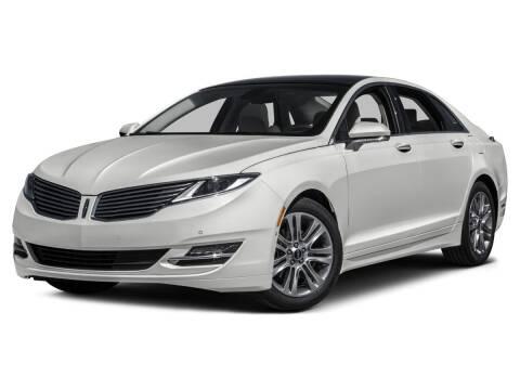 2015 Lincoln MKZ for sale at Radley Cadillac in Fredericksburg VA