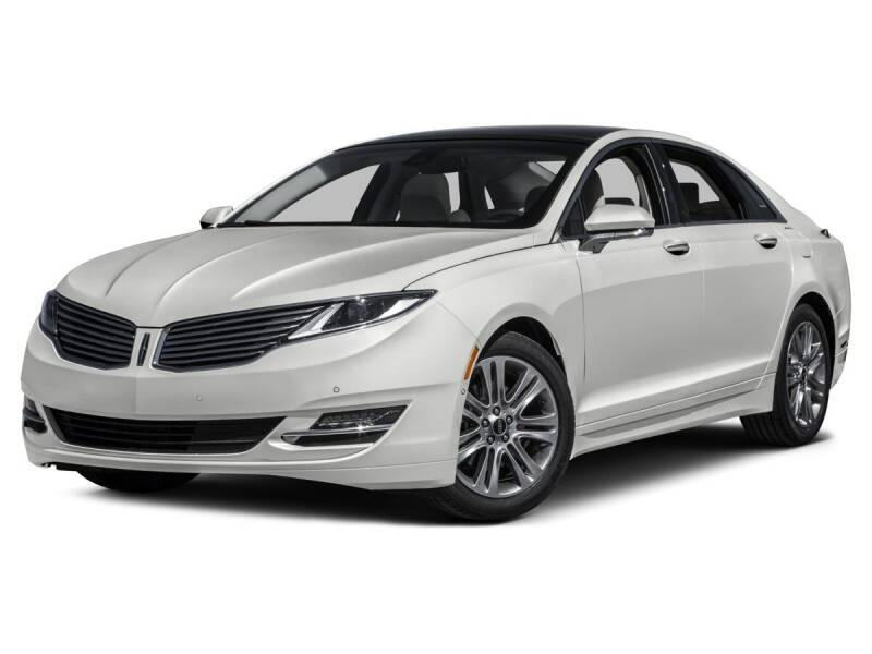 2015 Lincoln MKZ for sale at Legend Motors of Waterford - Legend Motors of Ferndale in Ferndale MI