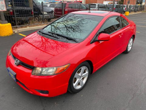 2006 Honda Civic for sale at 5 Stars Auto Service and Sales in Chicago IL