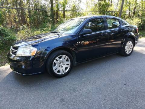 2012 Dodge Avenger for sale at Low Price Autos in Beaumont TX