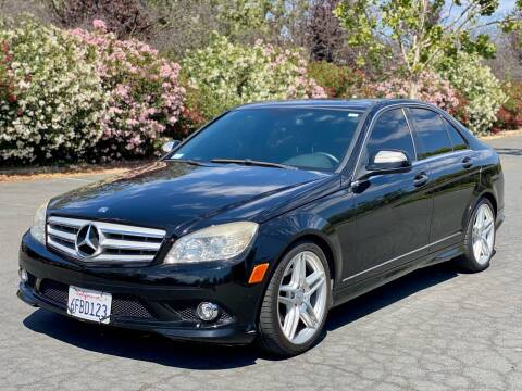 2008 Mercedes-Benz C-Class for sale at Silmi Auto Sales in Newark CA