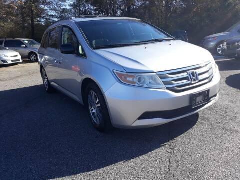 2011 Honda Odyssey for sale at Select Luxury Motors in Cumming GA
