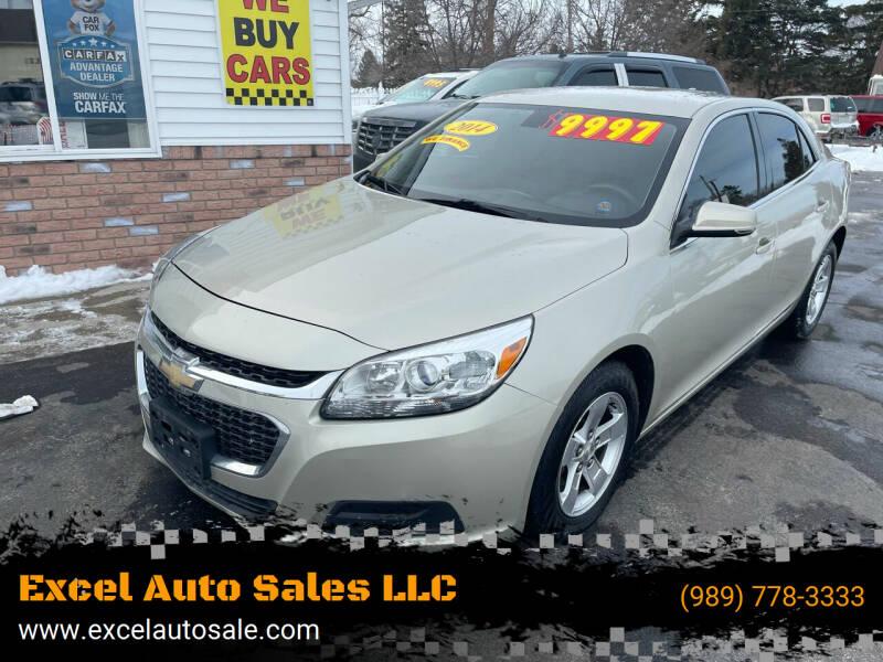 2014 Chevrolet Malibu for sale at Excel Auto Sales LLC in Kawkawlin MI