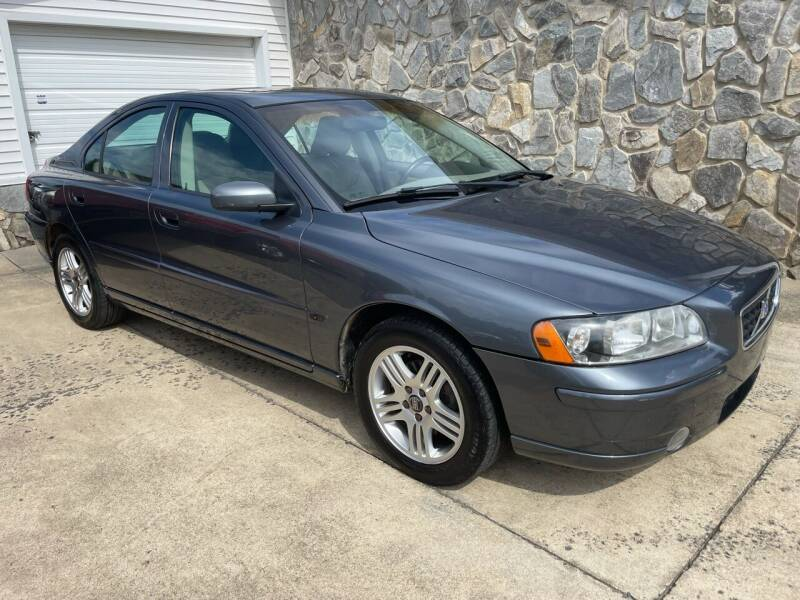 2005 Volvo S60 for sale at Jack Hedrick Auto Sales Inc in Madison NC